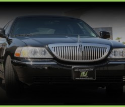 Lincoln Town Car Vegas Sedan